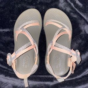 Little girl Chaco's